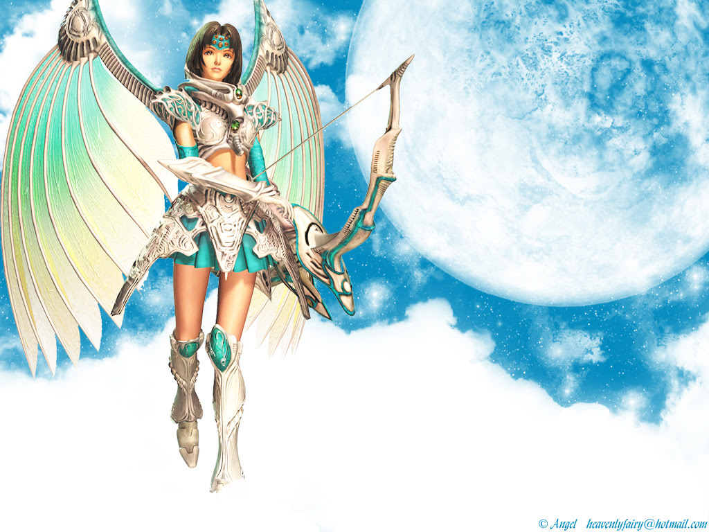 Legend Of Dragoon Wallpaper A Walk In The Couds Minitokyo