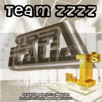 Super Italia No 1s (2008)