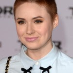 Karen Gillan Very Short Haircut Buzz Cut for Women
