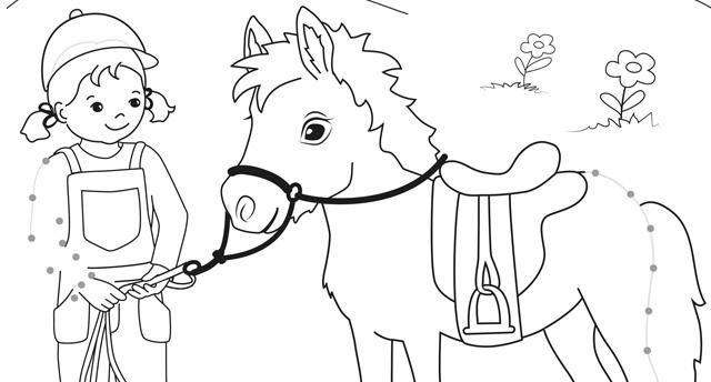 ausmalbilder pferde  pferde ausmalbilder kostenlos