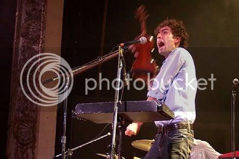 Andrew Bird @ The Opera House(Sept 25, 2007): photo by Michael Ligon