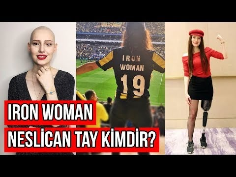 İron Woman Neslihan Tay Kimdir? (VİDEO)