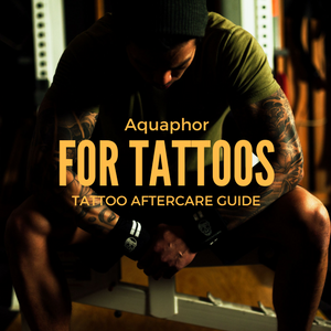 Aquaphor For Tattoos Tattoo Aftercare Guide Tattoo Healing Pro