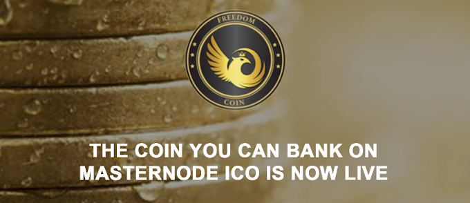 Freedom Coin ico information
