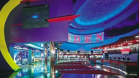 Las Vegas Strip Movies Theaters