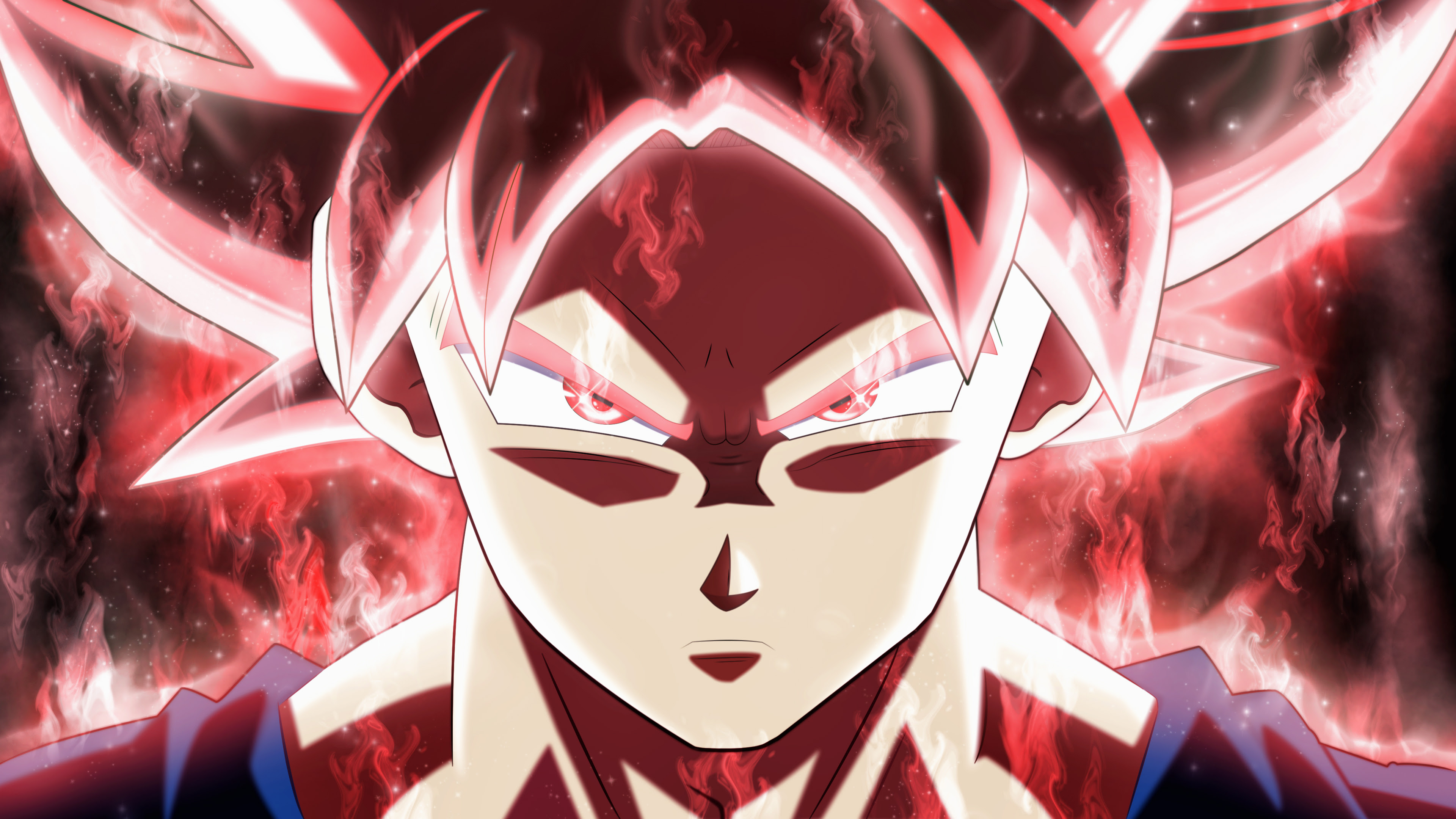 Son Goku In Dragon Ball Super 4k Wallpapers Hd Wallpapers