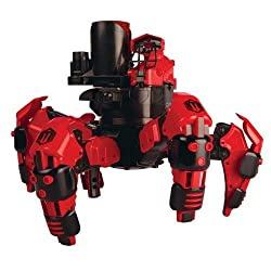 Combat Creatures ATTACKNID Battling Toy Spider Robot with Remote Control