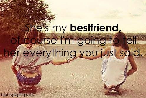 Teen101 Best Friend Quotes