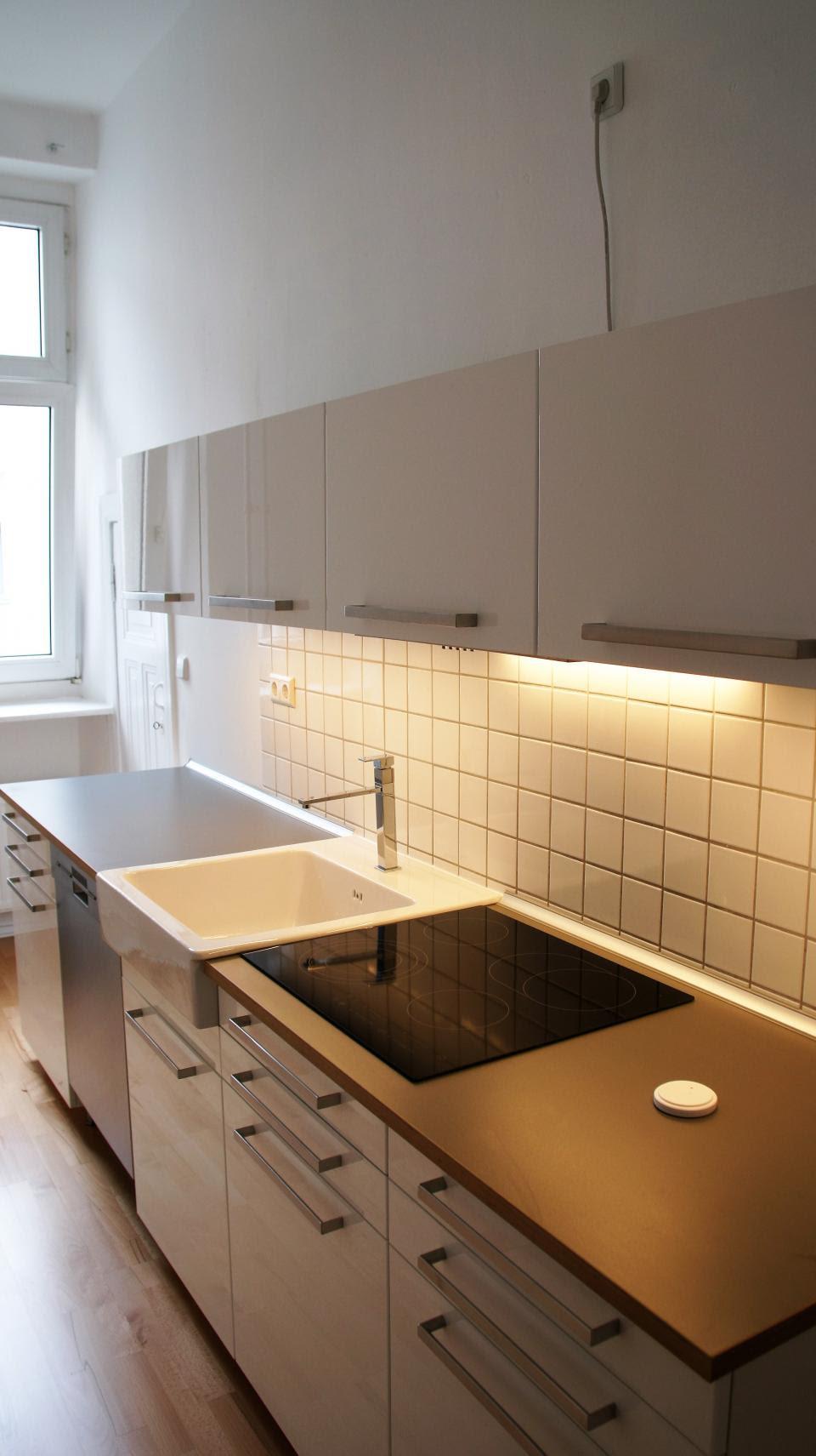 ihr handwerker in berlin  neue küche  wände und decke