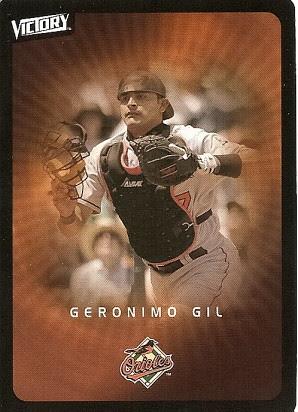Geronimo Gil by you.