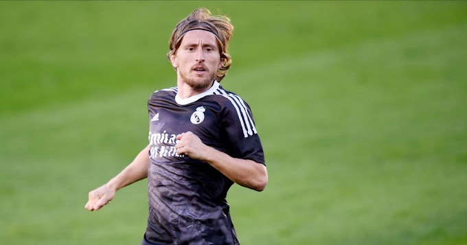 'No one asks about our health': Modric unhappy with tight calendar