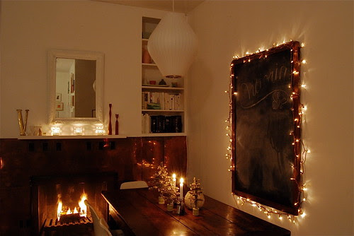 holiday decor - part deux by sfgirlbybay