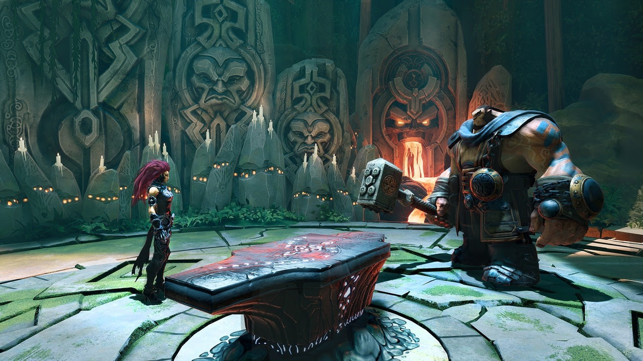 THQ Nordic lead says 'it's a bit sad' that the Switch isn't more powerful screenshot