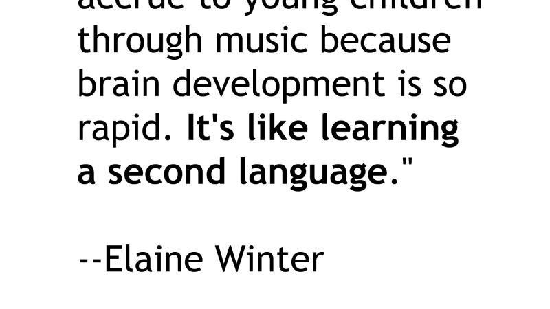 Early Learning Music Music Everywhere Edu