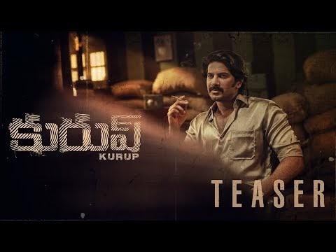 Kurup Telugu Movie Teaser