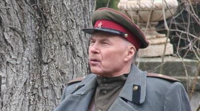 Путин наградил орденом Дружбы актёра Владимира Гостюхина