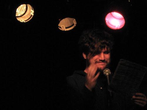 Jeff Hansen @ Chicago Underground Comedy March 31, 2009