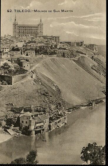 Casa del diamantista a principios del siglo XX. Foto Grafos