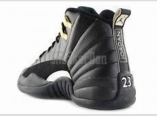 "Air Jordan 12 Retro BG (GS) ""The Master"""