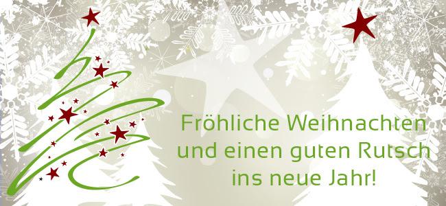 Weihnachtsgrüße Und Einen Guten Rutsch Ins Neue Jahr Antioxidansmeres