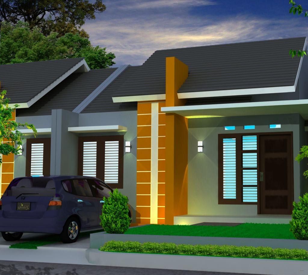 Pilihan Trendi Memilih Desain Bentuk Rumah Modern Type 36 ...