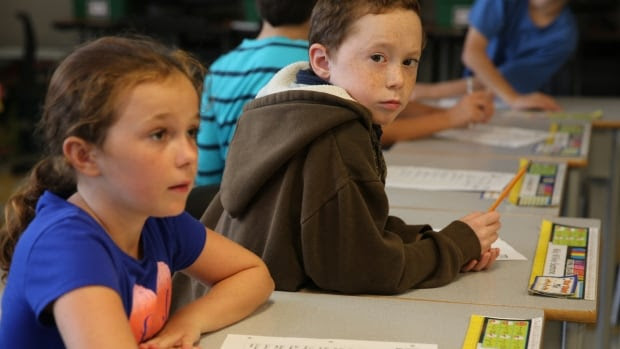 Grade 4 students at Bluenose Academy in Lunenburg, N.S., are learning how to stay safe online, and educators are explaining the dangers of sexting. In nearby Bridgewater, six teenage boys are scheduled to appear in court Wednesday on child pornography charges.