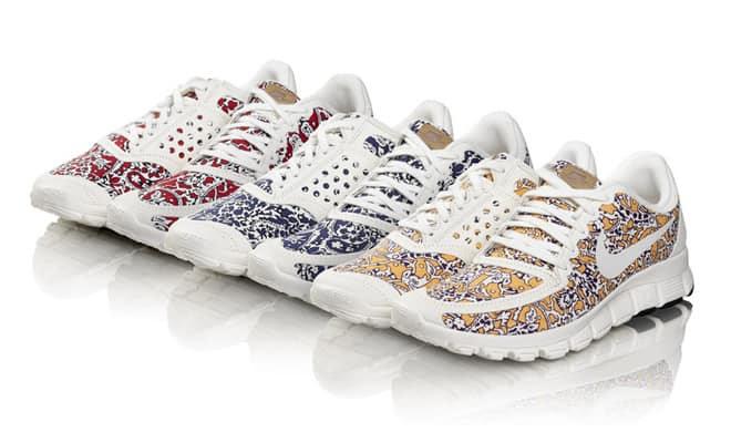 Nike Sportswear x Liberty 2012 Collection