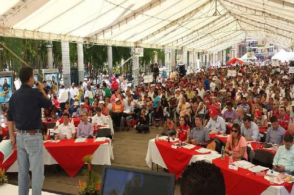 Jornada de Vida y Equidad en la Comuna 10- La Candelaria