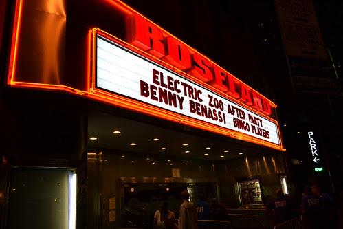 Benny Benassi (9/1/12)