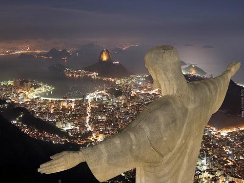 Rio de Janeiro - Brasil - Rio - Brazil Rio 2016 - Cristo Redentor - Carnaval - samba - futebol - praia - carnival - football - beach