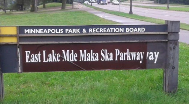 http://www.startribune.com/signs-rename-lake-calhoun-with-dakota-historical-name/323926451/