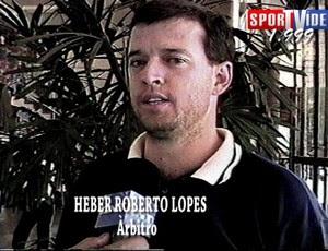 Heber Roberto Lopes  (Foto: sportvvideo)