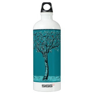 Sketch Booked Design on SIGG Water Bottle