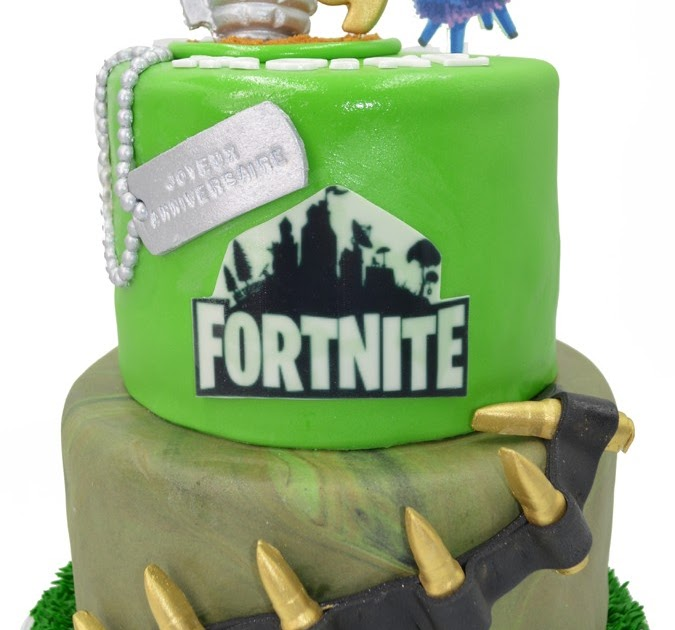 Fortnite Gateau Danniversaire Fortnite 5 Free Tiers