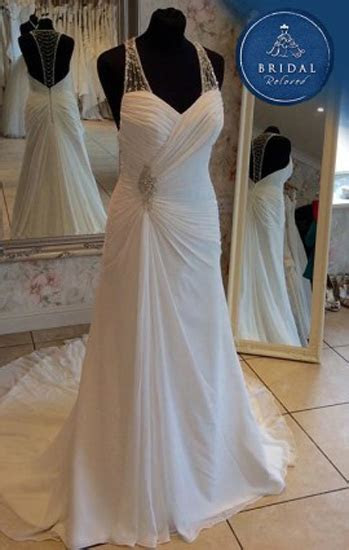 Bridal Reloved Dorchester   pre owned wedding dress