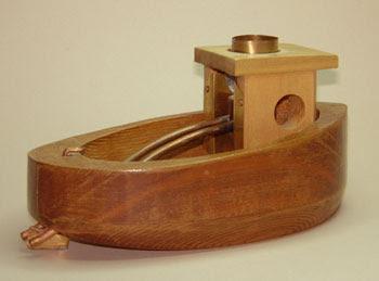 Bath-tub Steam boats