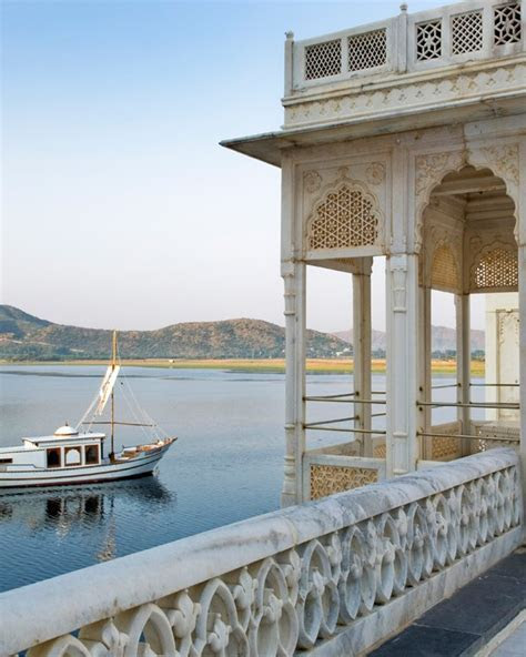 Taj Lake Palace, Udaipur, Rajasthan, India   Hotel Review