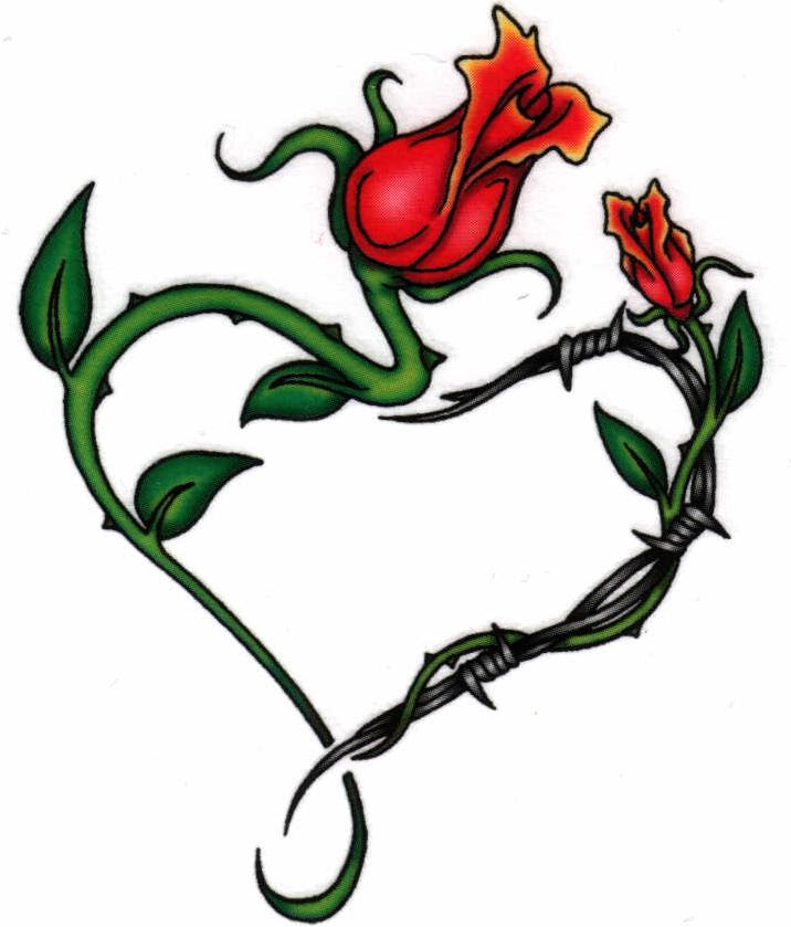 Free Rose Vines Drawings Download Free Clip Art Free Clip Art On