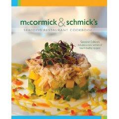 McCormick & Schmick's Seafood Restaurant Cookbook