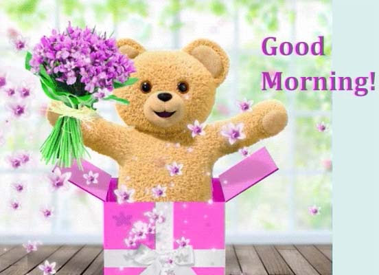 A Cute Morning Wish Free Good Morning Ecards Greeting Cards 123