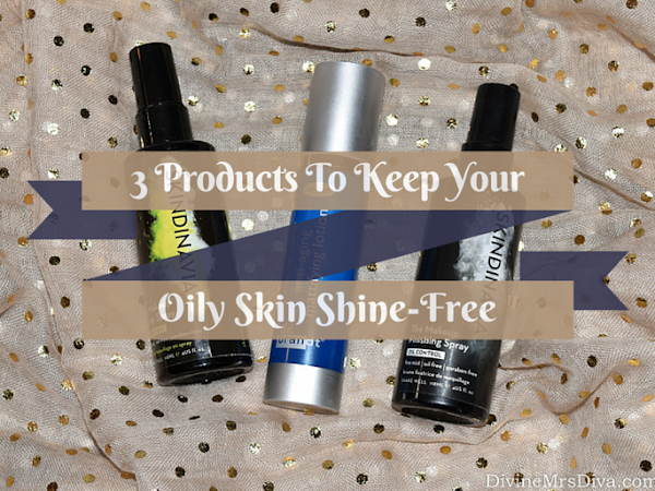 3 Products to Keep Your Oily Skin Shine-Free