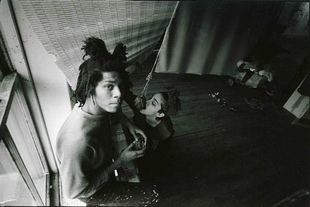 Znalezione obrazy dla zapytania madonna + Basquiat