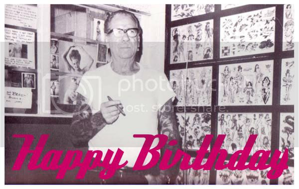 sailor jerry collins birthday