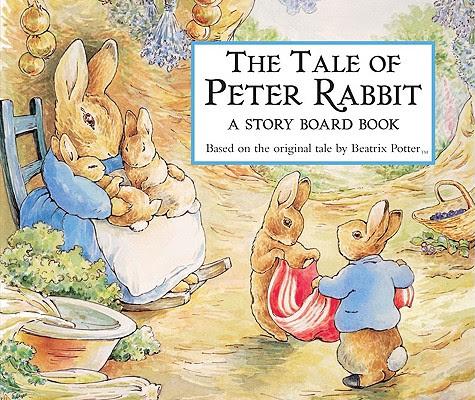 قصة الأرنب بيتر - الكتب الاكثر مبيعا في التاريخ