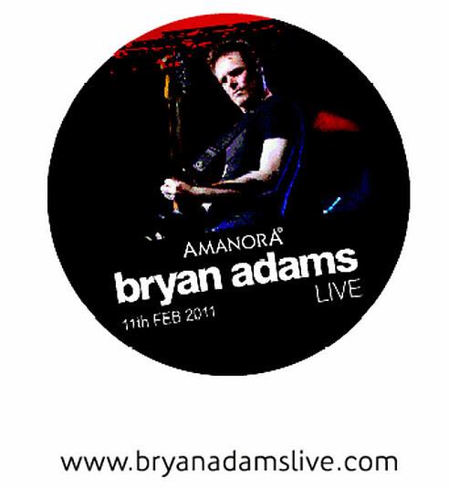 Amanora bryan adams live 11th february 2011 (www.bryanadamslive.com)