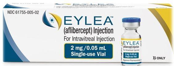 Resultado de imagen para a inyección EYLEA