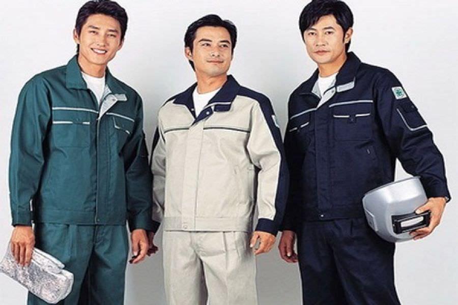 áo sơ mi đồng phục cty ở le trọng tấn tp hcm công ty may đồng phục ở