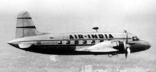 Ab April 1947 unterstützten Vickers-Armstrong Viking die DC-3