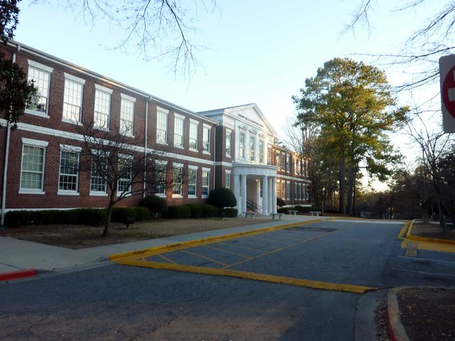 P1070423-2011-01-29-Garden-Hills-Elementary-Tucker-and-Howell-West-Facade-Portico