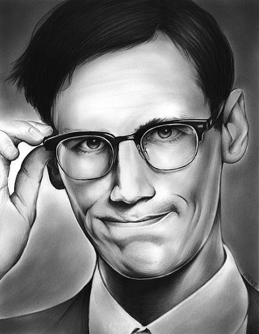 Edward Nygma AKA the Riddler